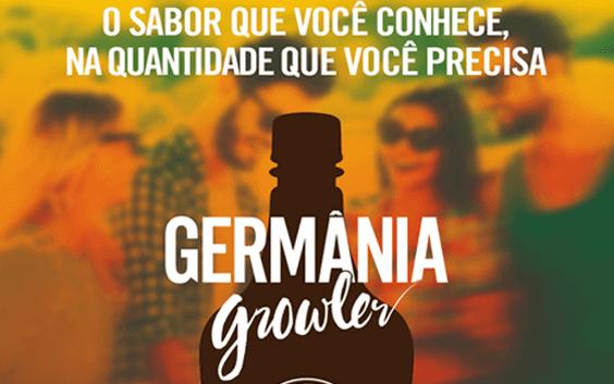 Gowler chopp garrafa pet da germânia